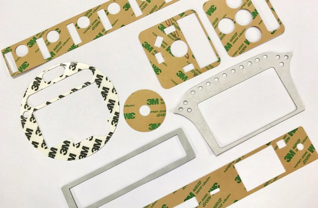 Cut to size adhesive Gaskets